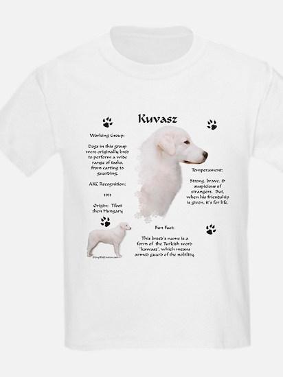 Kuvasz 2 Kids T-Shirt