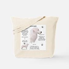 Kuvasz 2 Tote Bag