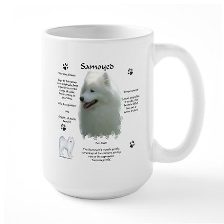 Sammy 4 Large Mug