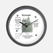 Sammy 4 Wall Clock
