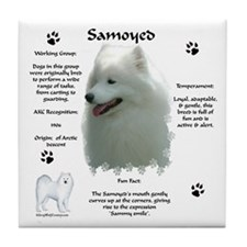 Sammy 4 Tile Coaster