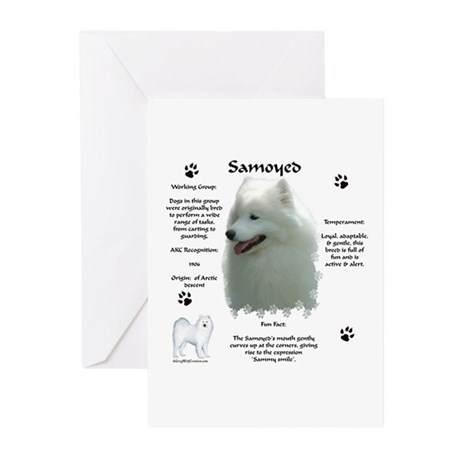 Sammy 4 Greeting Cards (Pk of 10)