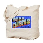 Fort Custer Michigan Tote Bag