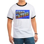 Fort Custer Michigan (Front) Ringer T