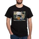 Black Spongmonkeys We Like Tha Moon T-Shirt