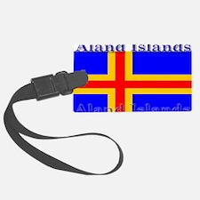 Aland Islands.jpg Luggage Tag