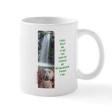 Cute Weimaraner tote Mug