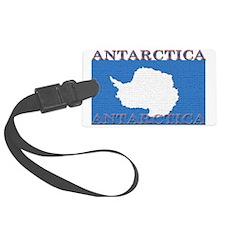 Antarctica.jpg Luggage Tag