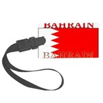 Bahrainblack.png Large Luggage Tag