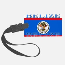 Belize.png Luggage Tag
