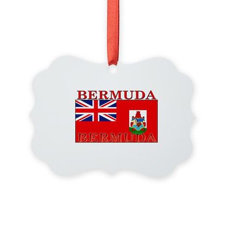 Bermuda.png Picture Ornament