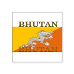 Bhutan.jpg Square Sticker 3