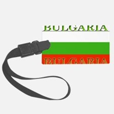 Bulgariablack.png Luggage Tag