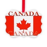 Canada.jpg Picture Ornament