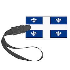 Quebecblank.jpg Luggage Tag