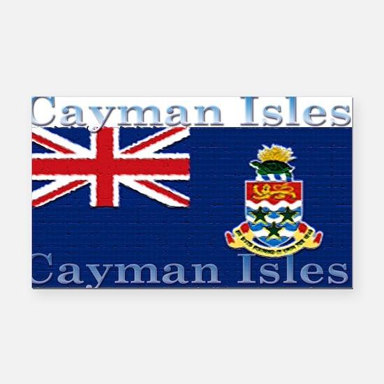 CaymanIsles.jpg Rectangle Car Magnet