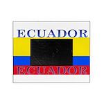 Ecuador.jpg Picture Frame