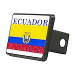 Ecuador.jpg Rectangular Hitch Cover