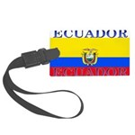 Ecuador.jpg Large Luggage Tag