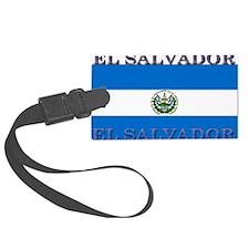 ElSalvador.jpg Luggage Tag