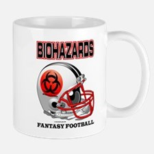 Fantasy Football - Biohazards Mug
