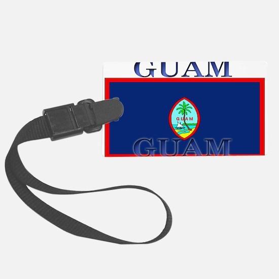 Guam.jpg Luggage Tag