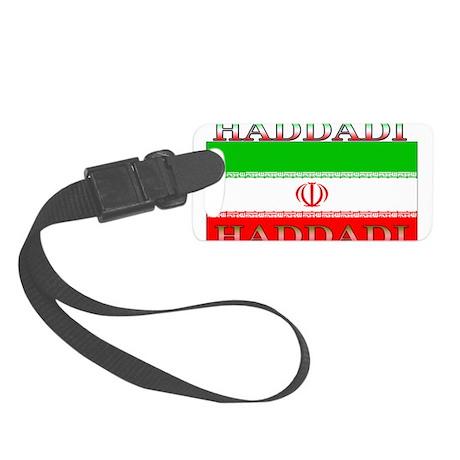 Haddadi1.png Small Luggage Tag