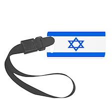 Israel black blank.png Luggage Tag