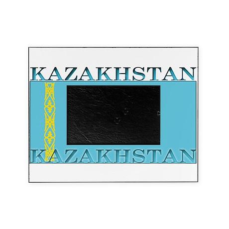 Kazakhstan.jpg Picture Frame