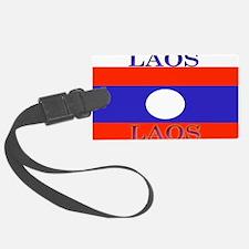 Laos.jpg Luggage Tag