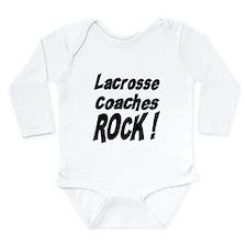 lacrosse coaches Body Suit