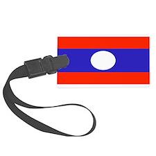 Laosblank.jpg Luggage Tag