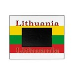 Lithuania.jpg Picture Frame