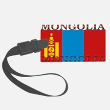 Mongolia.jpg Luggage Tag