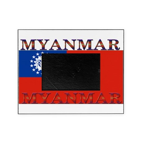 Myanmar.jpg Picture Frame