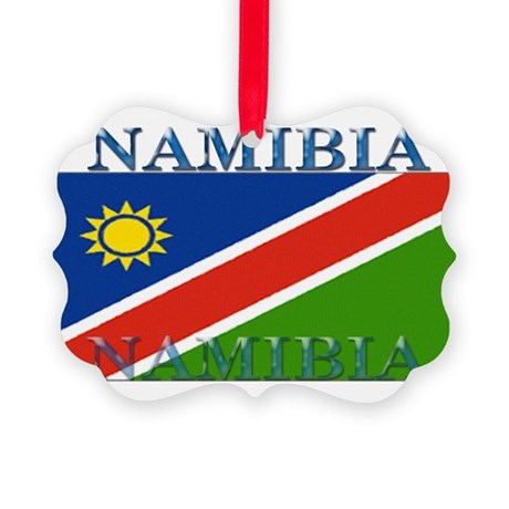 Namibia.jpg Picture Ornament