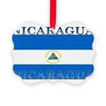 Nicaragua.jpg Picture Ornament