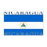 Nicaragua.jpg Rectangle Car Magnet