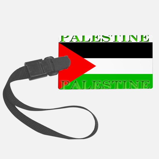 Palestine.jpg Luggage Tag