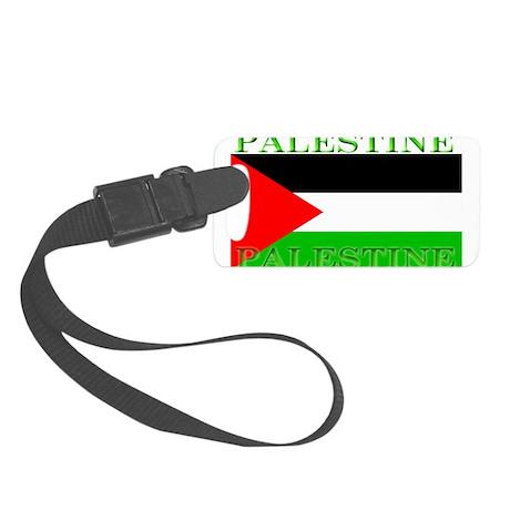 Palestine.jpg Small Luggage Tag