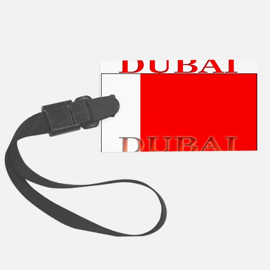 Dubai.png Luggage Tag
