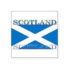 "Scotland2.jpg Square Sticker 3"" x 3"""