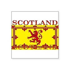 "Scotland.jpg Square Sticker 3"" x 3"""