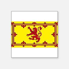 "Scotlandblank.jpg Square Sticker 3"" x 3"""