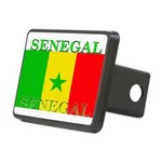 Senegal.png Rectangular Hitch Cover