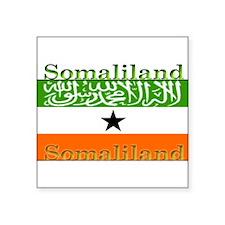 "Somaliland.jpg Square Sticker 3"" x 3"""