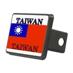 Taiwanblack.png Rectangular Hitch Cover