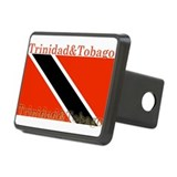 Trinidad and tobago flag Rectangle