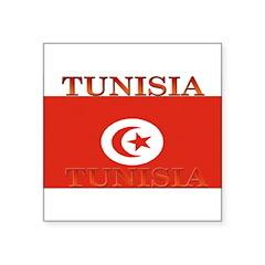 Tunisia.jpg Square Sticker 3