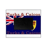 Turks and caicos Picture Frames